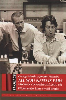 Obálka titulu All You Need Is Ears - Všechno, co potřebuješ, jsou uši
