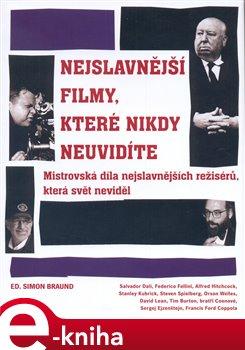 Obálka titulu Nejslavnější filmy, které nikdy neuvidíte
