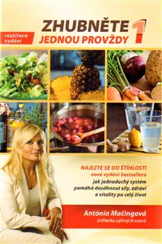 Zhubněte jednou provždy 1. Najezte se do štíhlosti - nové vydání bestselleru - Antónia Mačingová