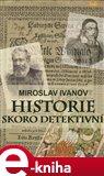 Historie skoro detektivní - obálka