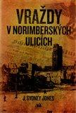 Vraždy v norimberských ulicích - obálka