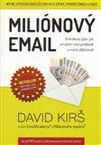Miliónový email (8-krokový plán, jak emailem více prodávat a méně obtěžovat) - obálka