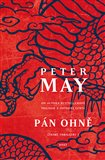 Pán ohně (Čínské thrillery 1) - obálka