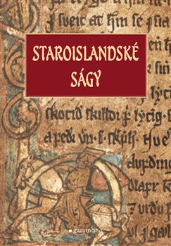 Obálka titulu Staroislandské ságy