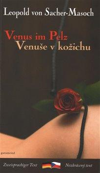 Obálka titulu Venuše v kožichu / Venus im Pelz