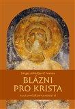 Blázni pro Krista (Kulturní dějiny jurodství) - obálka