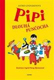 Pipi Dlouhá punčocha - obálka