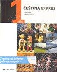 Čeština expres 1 (A1/1) - ukrajinsky + CD - obálka