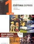 Čeština expres 1 (A1/1) - španělsky + CD (Kniha, brožovaná) - obálka