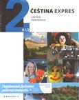 Čeština expres 2 (A1/2) - ukrajinsky + CD - obálka