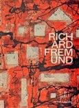 Richard Fremund (Katalog) - obálka