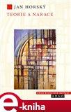 Teorie a narace (Elektronická kniha) - obálka