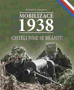 Obálka titulu Mobilizace 1938