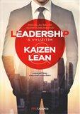 Leadership s využitím Kaizen a Lean (Pohádky pro unavené manažery) - obálka
