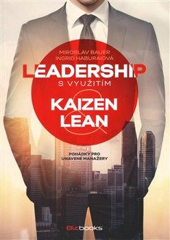 Obálka titulu Leadership s využitím Kaizen a Lean