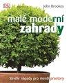 Obálka knihy Malé moderní zahrady