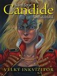 Candide: kniha druhá (Velký inkvizitor) - obálka