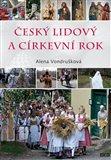 Český lidový a církevní rok - obálka