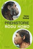 Prehistorie rodu Homo - obálka