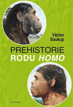 Obálka titulu Prehistorie rodu Homo