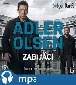 Zabijáci Bareš I. - Adler-Olsen Jussi - CDmp3
