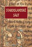 Staroislandské ságy - obálka