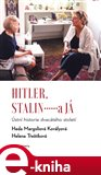 Hitler, Stalin a já - obálka