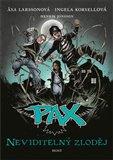 Pax - Neviditelný zloděj - obálka