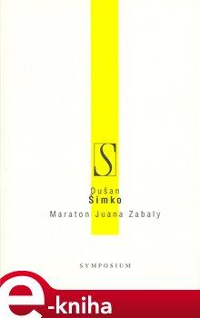 Obálka titulu Maraton Juana Zabaly