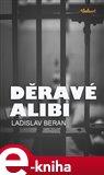 Děravé alibi - obálka
