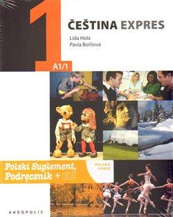 Obálka titulu Čeština expres 1 (A1/1) – polsky + CD