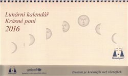 Obálka titulu Lunární kalendář 2016 Krásné paní