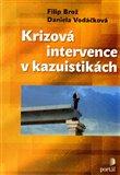 Krizová intervence v kazuistikách - obálka