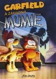 Garfield a záhadná mumie - obálka
