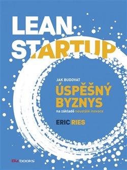 Obálka titulu Lean Startup