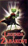 Legenda o žabákovi - obálka