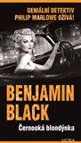 Černooká blondýnka - obálka