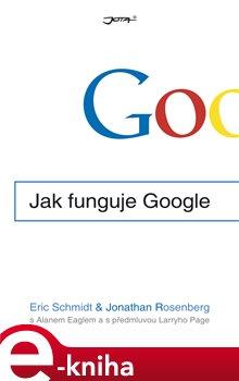Obálka titulu Jak funguje Google