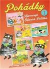 Obálka knihy Pohádky 1 - Vypravuje Eduard Petiška