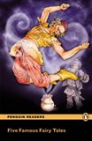Five Famous Fairy Tales - obálka