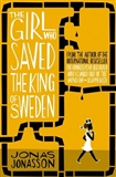 The Girl Who Saved The King Of Sweden - obálka