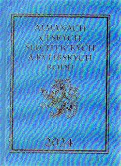 Obálka titulu Almanach českých šlechtických a rytířských rodů 2024