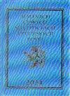 Obálka knihy Almanach českých šlechtických a rytířských rodů 2024