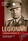 Legionáři s lipovou ratolestí II. (Tváře československé armády – 15 generálů-legionářů) - obálka