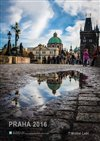 Obálka knihy Kalendář - Praha 2016