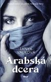 Arabská dcera - obálka