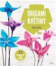 Origami květiny (23 nádherných květů z papíru) - obálka