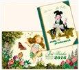 Stolní kalendář 2016 - Jiří Trnka Tradice a zvyky + Malý příslovníček - obálka