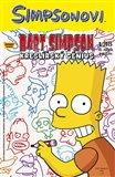 Bart Simpson 8/2015: Kreslířský génius - obálka