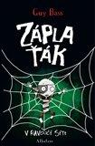 Záplaťák v pavoučí síti - obálka